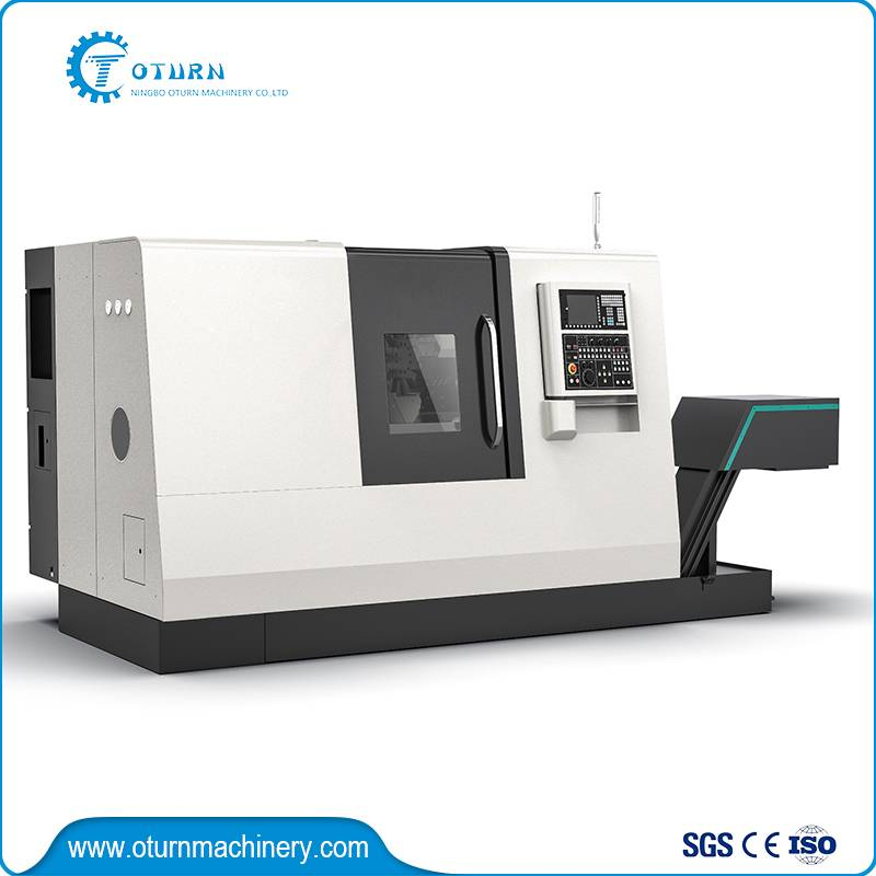 CNC Turning Center Featured Image