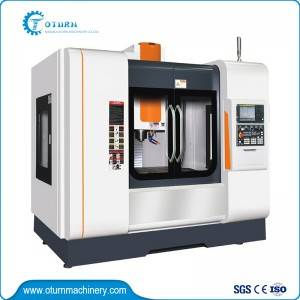 OEM/ODM Manufacturer Vertical Turret Lathe - CNC Vertical Machining Center – Oturn