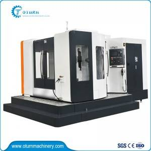 OEM Customized Cnc Plate Drilling Machine - CNC Horizontal Machining Center – Oturn