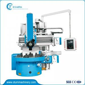 Reliable Supplier China Cnc Hobbing Machine - Manual Single Column Vertical Turret Lathe – Oturn