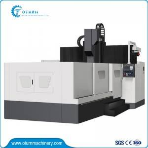 Cheap price Cnc Tube Sheet Drilling Machine - Heavy Duty Gantry Milling Machine – Oturn