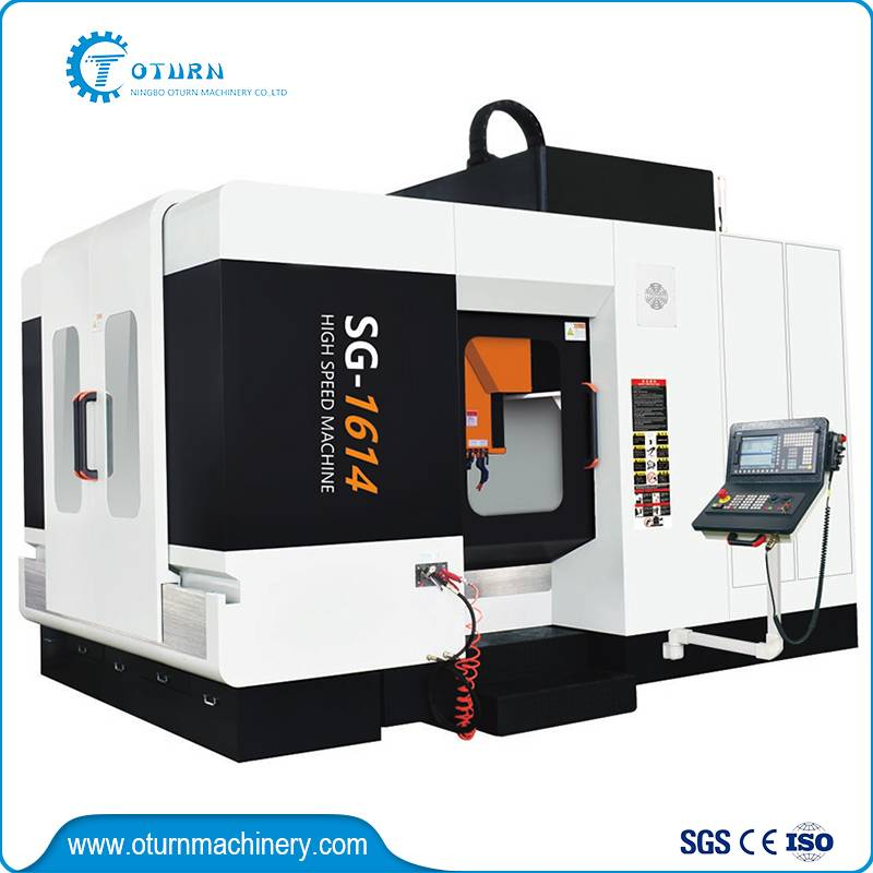 High Speed Gantry Milling Machine