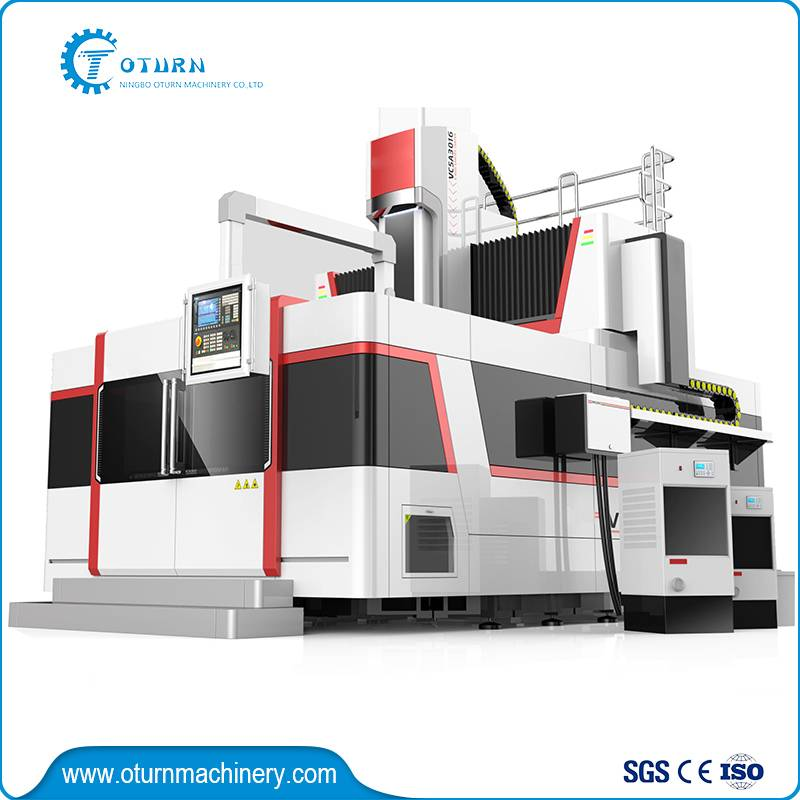 Gantry Type 5-axis Milling Machine
