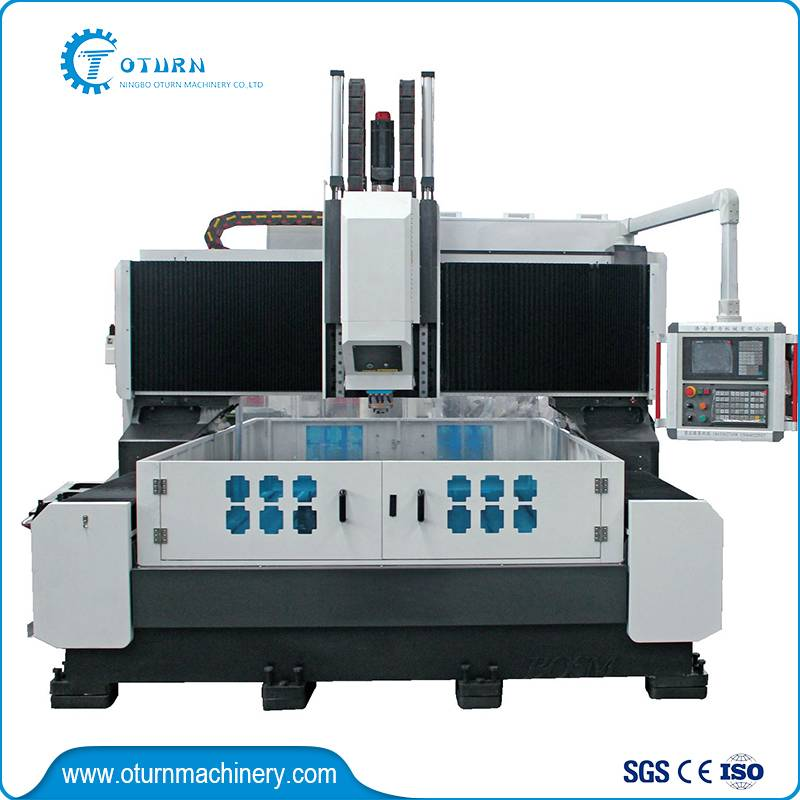 Heavy Duty CNC Drilling Milling Machine