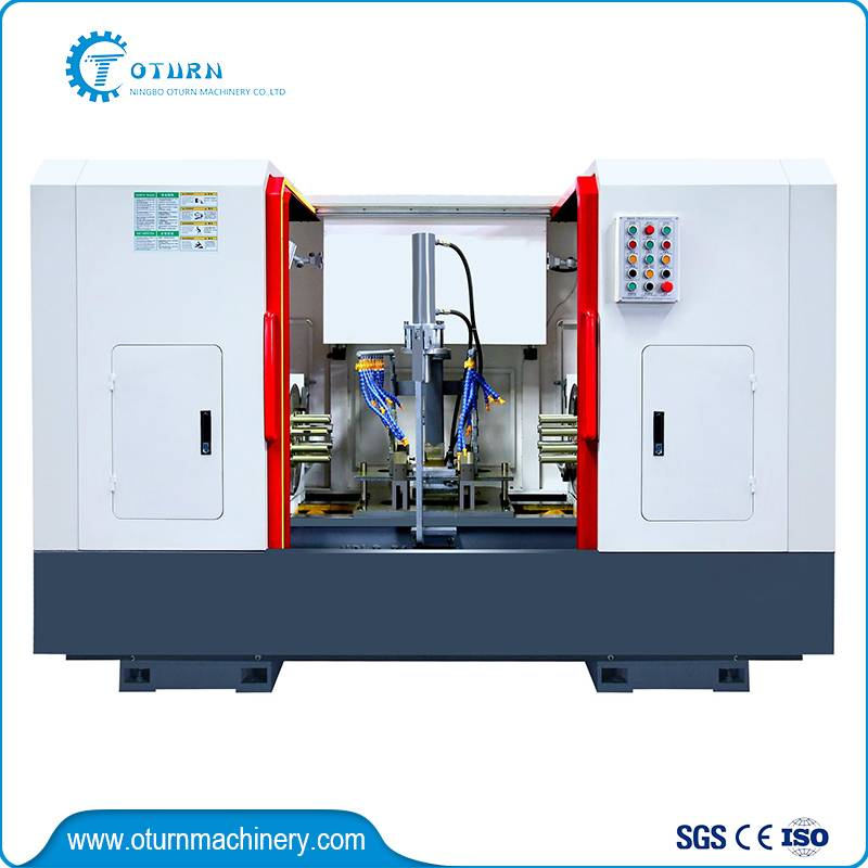 Two Side Drilling Machine