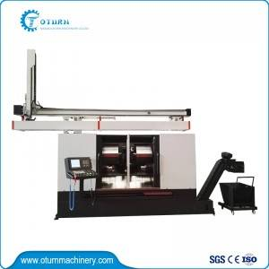 Best quality Cnc Flat Bed Lathe - Center Drive Lathe For Glass Mould – Oturn
