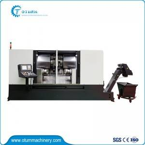 Center Drive Lathe For Glass Mould