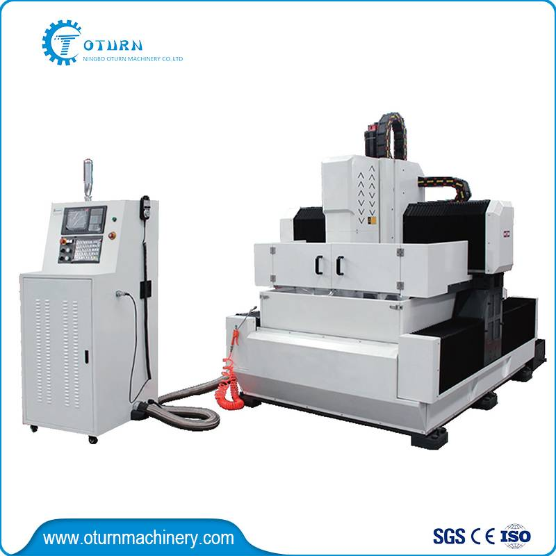 Light Duty CNC Drilling Milling Machine