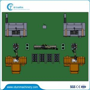 Good quality Gantry Drilling Machine - Soft Gate Valve Production Line – Oturn