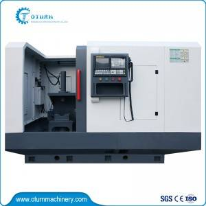 China wholesale Cnc Gear Hobbing Machine - Single Face Turning Lathe – Oturn