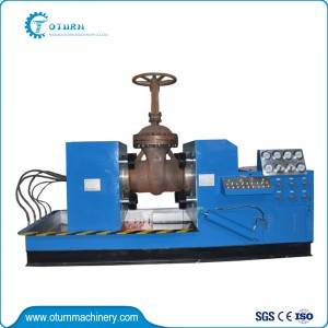 Good Quality Flat Type Lathe - Claw Type Valve Test Bench – Oturn