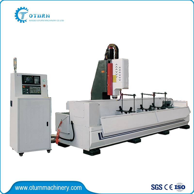CNC Tube Drilling Machine