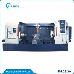 Hot-selling Cnc Gantry Type Milling Machine - Turning And Milling For Butterfly Valve – Oturn