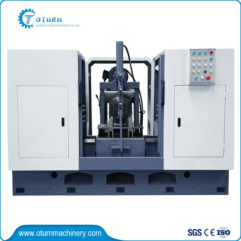 Three Side Drilling Machine