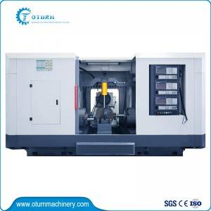 Fixed Competitive Price Gantry Machine Center - Three Face Turning Lathe – Oturn