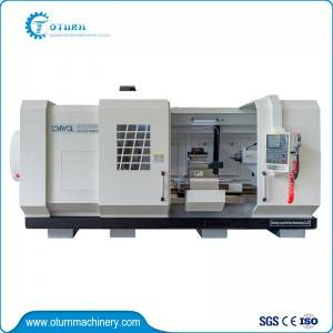 Discount wholesale Cnc Deep Hole Drilling Machine - CNC Pipe Threading Lathe – Oturn