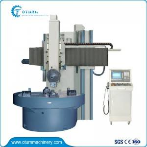CNC Single Column Vertical Turret Lathe