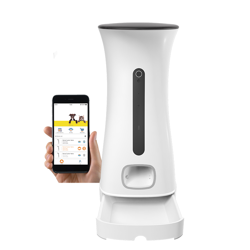 Smart pet feeder Wi-Fi remote Control with Camera SPF2000-V Featured Image