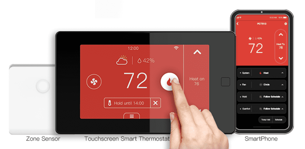 How to Choose a Right Thermostat for Your Home?