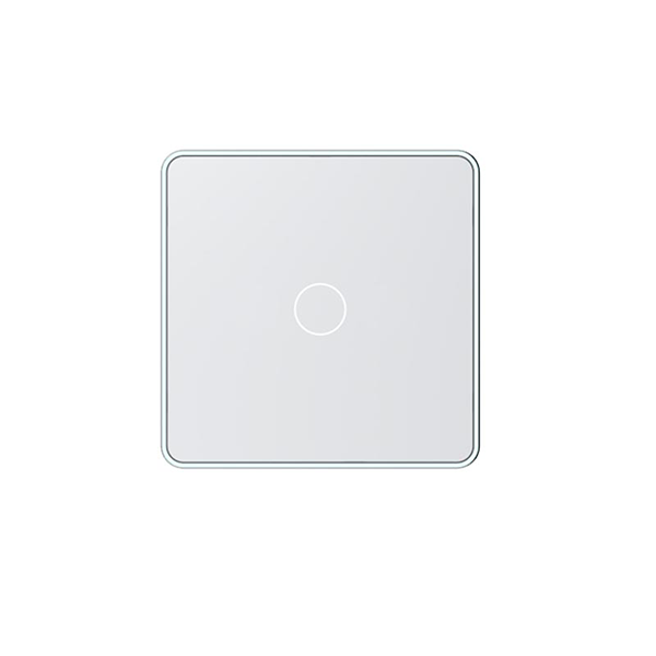 Hot sale Zigbee Products - ZigBee In-wall Touch Switch one gang EU type SLC 628 – Owon