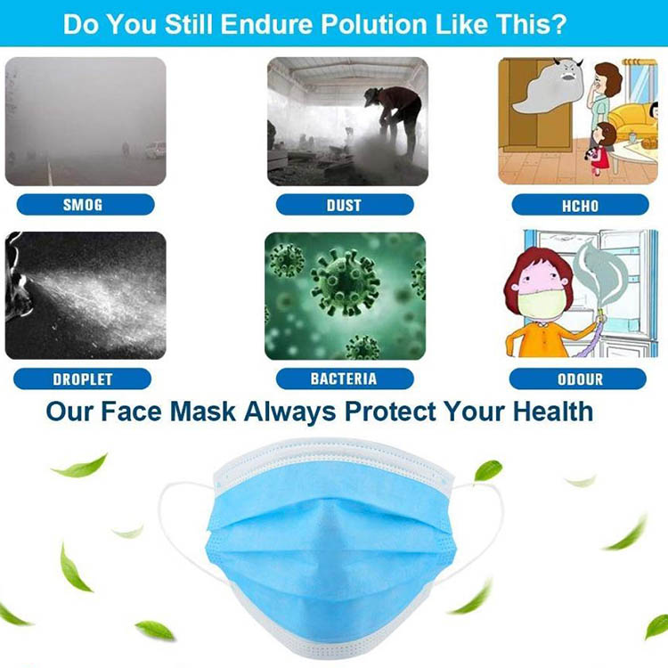 18 Years Factory Filter Mask - Disposable protective mask – sinnovation