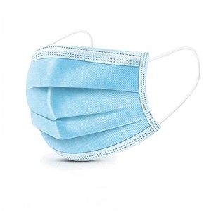 2020 China New Design 3 Ply Surgical Face Mask - Disposable protective mask – sinnovation