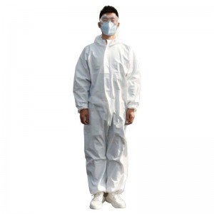 High Quality for 3m Hazmat Suit - Protective Suit – sinnovation