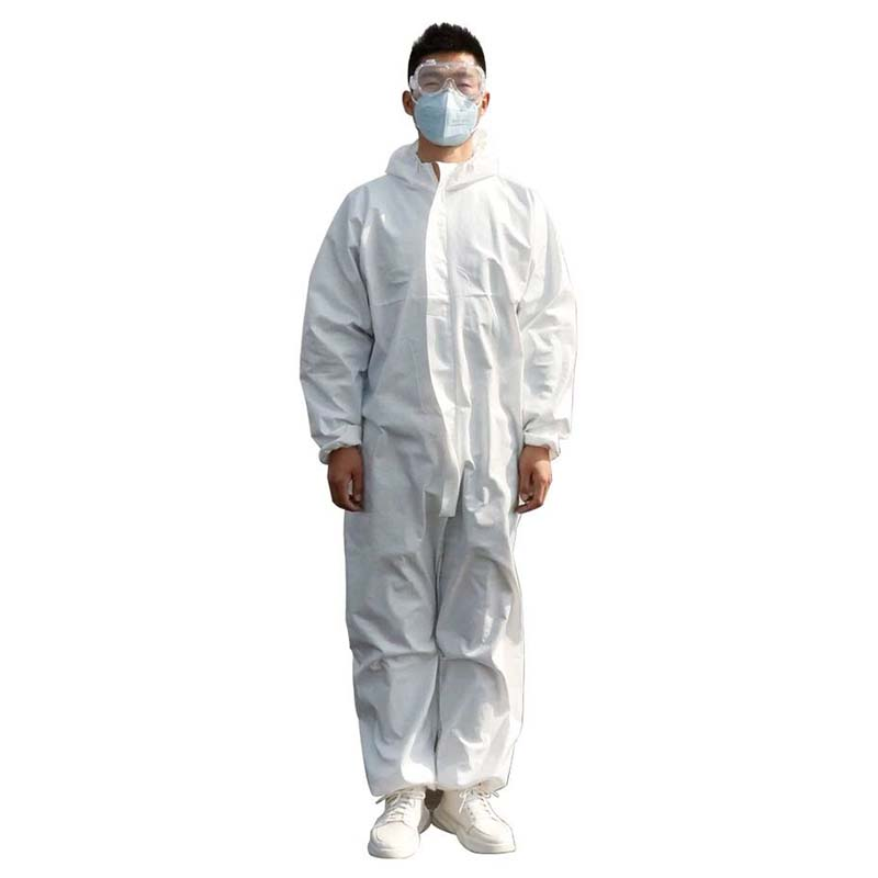 100% Original Disposable Coveralls Bulk - Protective Suit – sinnovation