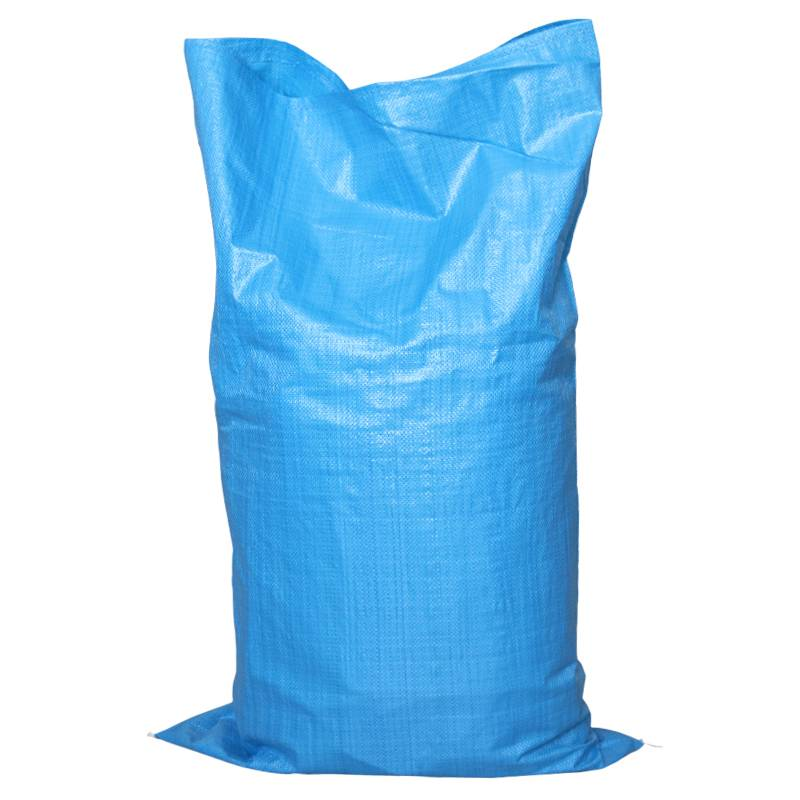 Customized PP Woven Flour Rice Sand Grain Feed Bag 10kg 25kg 50kg packaging bags poly PP woven for feed chemical fertilizer