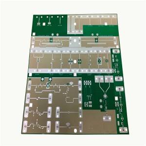 Rogers 3003 selective plating PCB for radar product
