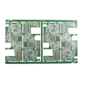10 layer HIGH DENSITY INTERCONNECT PCB