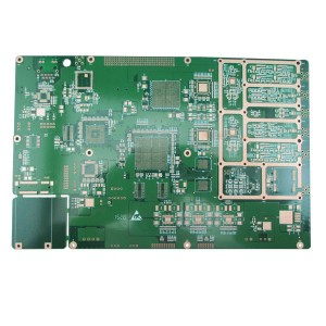 16 layer PCB Multi BGA for telecom