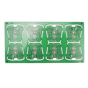 Factory Outlets Dc Controller Pcb Assembly - 2 layer circuit board for smart electronic lock – Pandawill