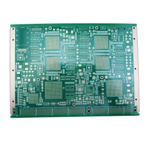 22 layer HDI PCB for military & defense