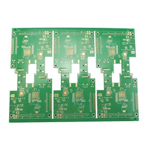 Chinese Professional Ul 94 V-0 Pcb Manufacturer - 4 layer circuit board via plugged with solder mask – Pandawill