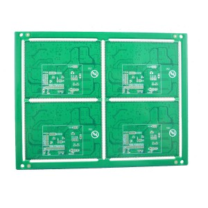 OEM/ODM China Pcb Fabrication Assembly - 8 layer HDI PCB for security industry – Pandawill