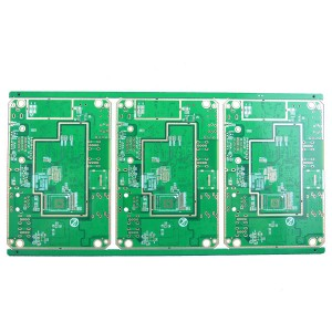 OEM Manufacturer Pcb Fabrication - Isola 370hr Edge palting PCB – Pandawill