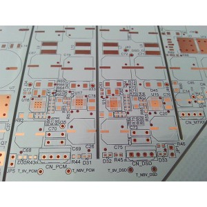 China New Product Rogers 4050b Pcb Manufacture - Metal core PCB Aluminum PCB – Pandawill