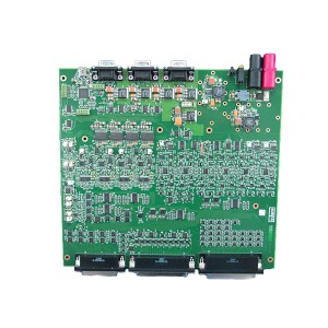 Factory wholesale Electronic Assembly Manufacturing - Optical Networking board – Pandawill
