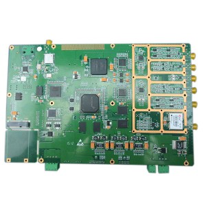 Factory directly supply Rigid-Flex Pcb Fabrication - bidirectional RF & Microwave Power amplifier – Pandawill