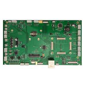 Low Cost Pcb Assembly Cost Per Component Manufacturers –  Control board assembly – KAISHENG