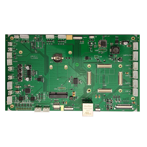 Low Cost Pcb Electronic Assembly Quote –  Control board assembly – KAISHENG