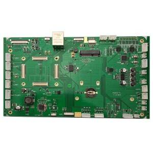 Control board assembly