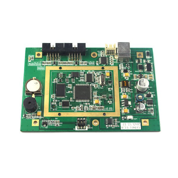 China Cheap Ems Pcb Manufacturer Companies –  FPGA High-Speed Circuit Board Assembly – KAISHENG