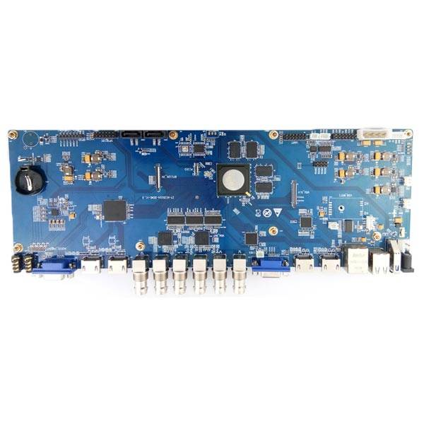 China Cheap Electronic Pcb Assembly Manufacturers –  Main Board PCB Assembly China – KAISHENG