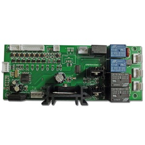 China Cheap Best Pcb Assembly Companies Quote –  Smart Controller Board Electronics Assembly Services – KAISHENG