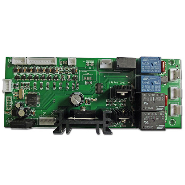 China Cheap Assembled Printed Circuit Boards Companies –  Smart Controller Board Electronics Assembly Services – KAISHENG Featured Image