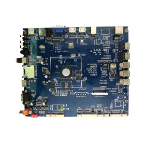 China Cheap Pcba Pcb Assembly Quote –  Smart Home Main Control Board Circuit Assembly – KAISHENG