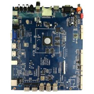 Smart Home Main Control Board Circuit Assembly