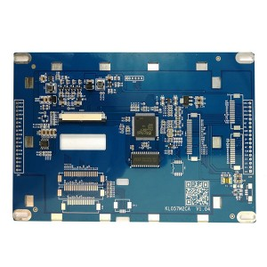 Low Cost Pcb Printing And Assembly Manufacturers –  Smart Controller Board Electronics Assembly Services – KAISHENG